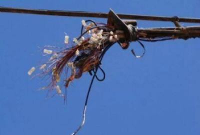 Semma está temporariamente sem internet e telefone após roubos de cabos